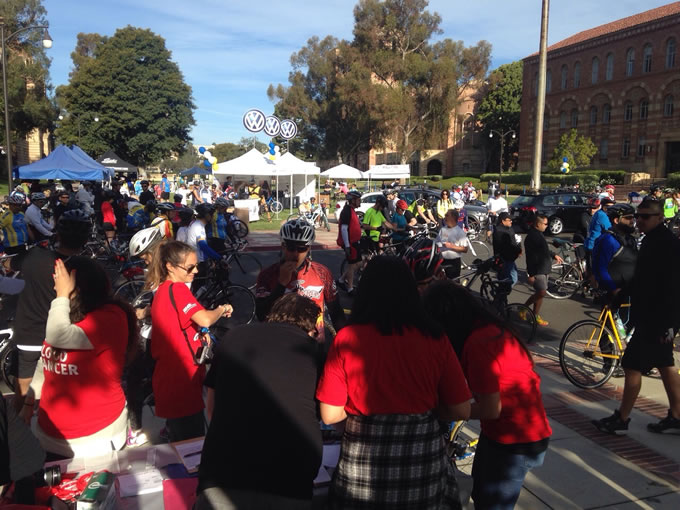 18th Annual City of Angles Fun Ride for Race Against Blood Cancer