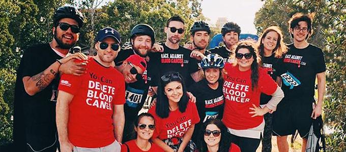 Race Against Blood Cancer Team