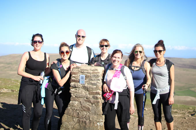 Three Peaks Challenge for Race Against Blood Cancer