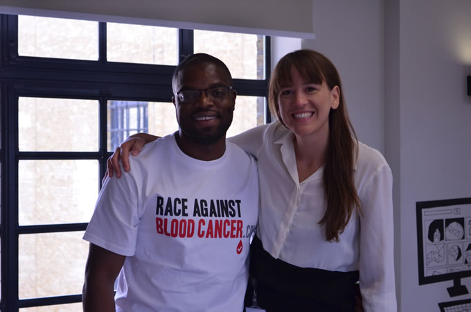 Race Against Blood Cancer & OMD Donor Drive