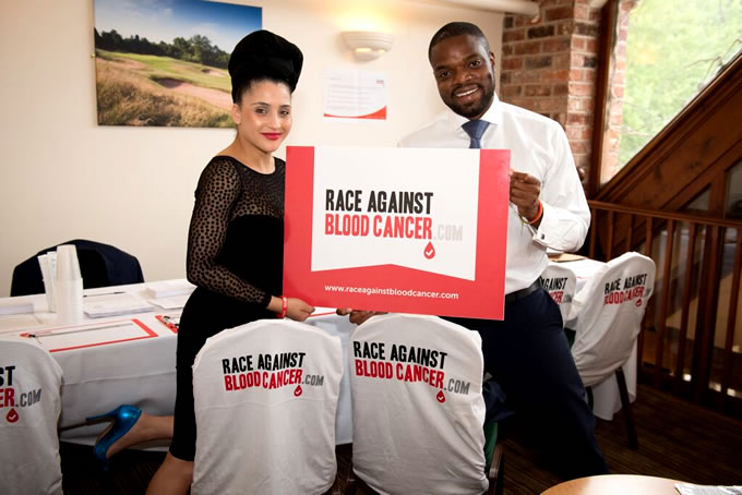 Race Against Blood Cancer Charity Launch Night