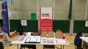 Race Against Blood Cancer at Wolverhampton University