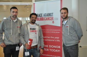 Race Against Blood Cancer Team in Shropshire