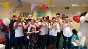 The Amazing Croud Team of Volunteers