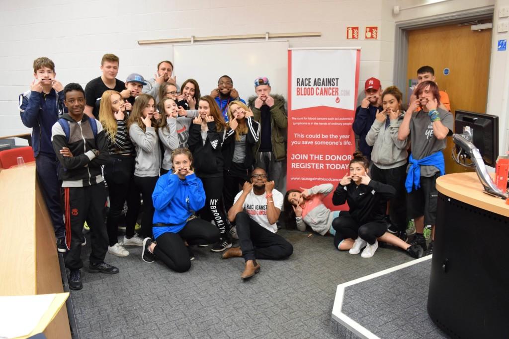 Swabfaces at the NCS Workshop