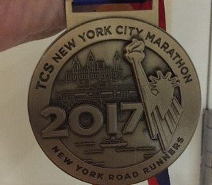 New York Marathon Thumbnail